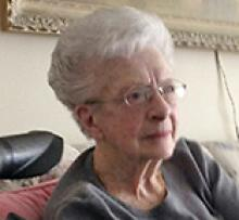 ELEANOR MARTHA FREND Obituary pic