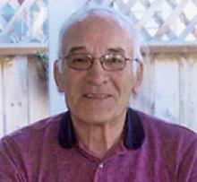 GEORGE EDOUARD MARION Obituary pic
