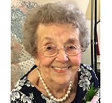 MARIE-ANGE AYOTTE-BOULET (MARION) Obituary pic