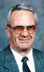 GEORGE R. SMITH Obituary pic