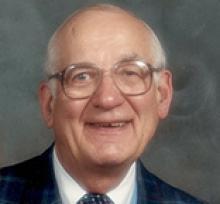 LEONARD EDWARD SCHMIDT Obituary pic