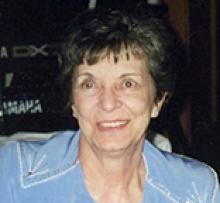 LIZETTE LUCILLE HOW (LAVALLEE) Obituary pic