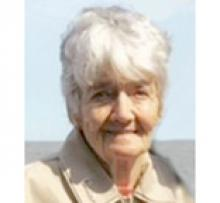 ISADORA WOLFE (Is) Obituary pic
