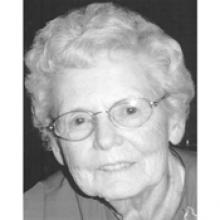 AGANETHA (AGNES) POETTCKER (BAERGEN)  Obituary pic
