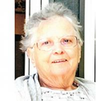 VICTOIRE (VICKY) STEFKOVIC (née MANAIGRE) Obituary pic