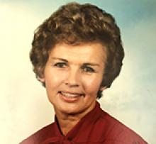 VIRGINIA MURIEL DAVIS Obituary pic