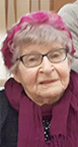 MURIEL ALICE HEWINS (BOWES) Obituary pic