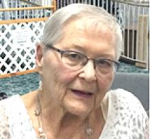 MARY ELLEN PENNELL Obituary pic