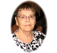 JANETTE BAIRD THRUMBLE Obituary pic
