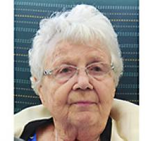 PATRICIA FRANCES BARBER (PAT) Obituary pic
