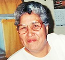 LILLIAN IRENE EVERETT  Obituary pic