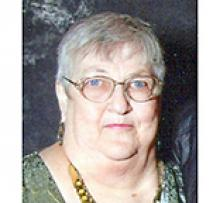 LILLIAN GAIL BYRNES (STEEN) Obituary pic