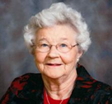 MILDRED EILEEN GRILLS Obituary pic