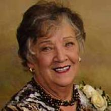 FLORENCE (FLO) MORRISH  Obituary pic
