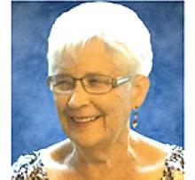 LUCIE GAUTHIER Obituary pic