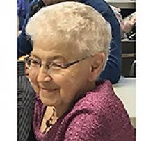 MARIA (MARY) DYCK (DUECK) Obituary pic