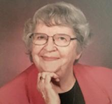 ELIZABETH FLORENCE COOK (BETTE) Obituary pic