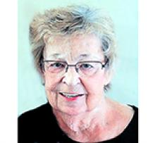 Jensen Marian Obituaries Winnipeg Free Press Passages
