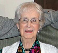 LOUISE ADRIENNE COURNOYER Obituary pic