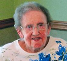 ANNELIESE ALTHEN Obituary pic