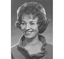 SALLY GOLDBERG Obituary pic