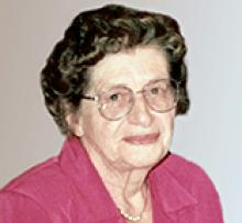 ELSIE BECKER Obituary pic
