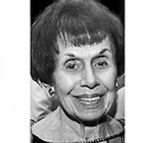 THELMA TRAVIS Obituary pic