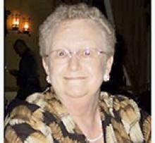 MARGARET DORNAN Obituary pic
