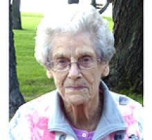 DOROTHY MAE CHOLOSKY (LITTLE) Obituary pic