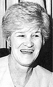 LILY MARKO (MCGREGOR) Obituary pic