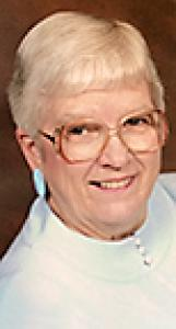 ANNA MAE (GAIL) BEATON (SHACKELL)  Obituary pic