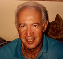 MAX LABOVITCH  Obituary pic