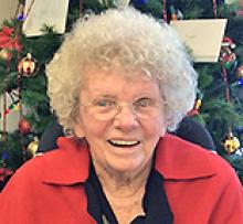 LILIA ARNASON (JOHNSON) Obituary pic