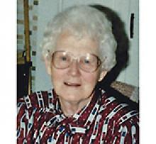 ELIZABETH (BETTY) OSBORNE (BETTY) Obituary pic
