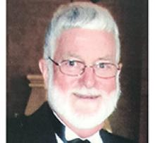 DAVID GEORGE MORRAN Obituary pic
