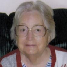 MARJORIE FRIEDA WELLS  Obituary pic