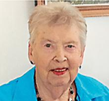 DONNA KATHLEEN NABE (BEATTIE)  Obituary pic