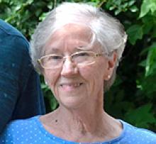 MARIE HOLLINS (BITZE) Obituary pic