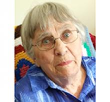 PHYLLIS MILDRED BIRCHALL Obituary pic