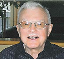 EDDIE FOUBERT  Obituary pic