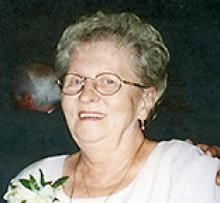 MARY DIDUCK (SYRNYK) Obituary pic