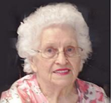 OLIVE JULIA KUNZELMAN (JOHNSON) Obituary pic