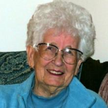 CAROLINE MARY BELTON  Obituary pic