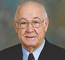 WALTER BUSHUK C.M.,  Obituary pic