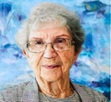 MARY (DIANE) SMALUK Obituary pic