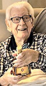 GEORGE SIRED Obituary pic