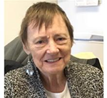 BEVERLEY MAY MANAGH (WILSON) Obituary pic