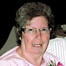 BEATRICE WAIN (NORMAND)  Obituary pic