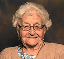 EVELYN ESTHER ZIMMERMAN (HARWART) Obituary pic