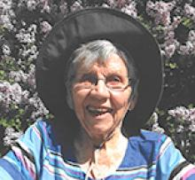 MARY CATHERINE LUTES (TERRELL) Obituary pic